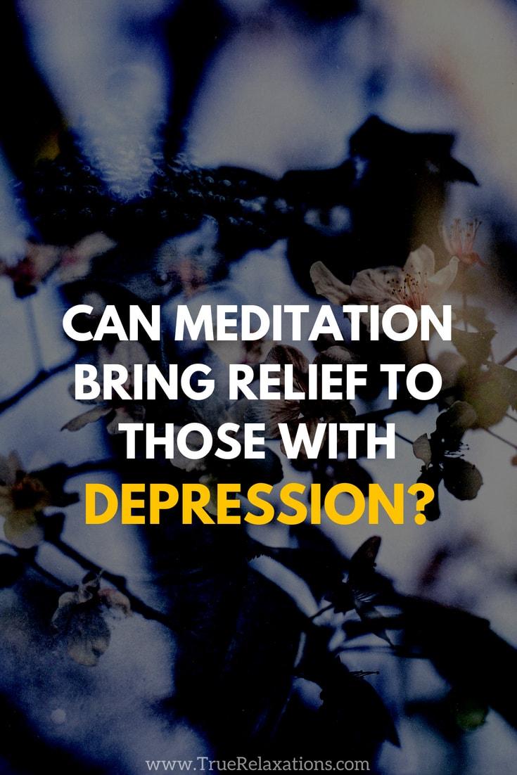 depression meditation