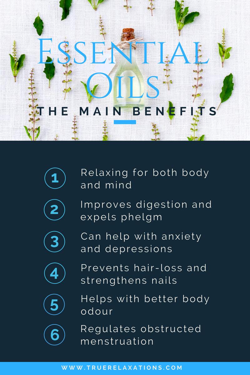 essential oil main benefits