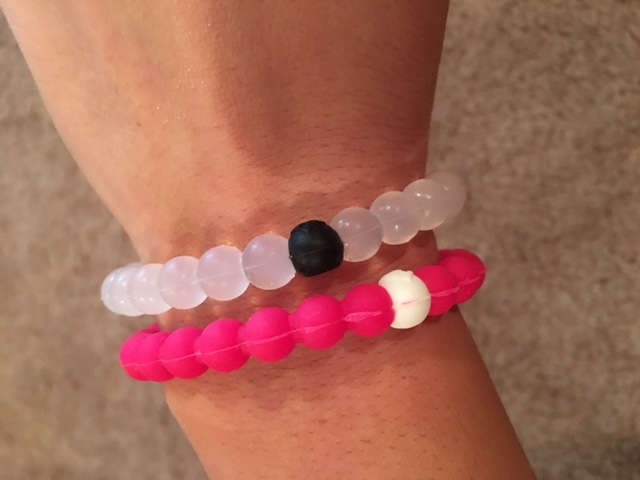 Lokai on Wrist