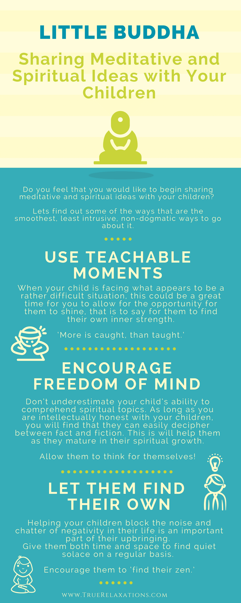 Little Buddha: Sharing Meditative and Spiritual Ideas with Your Children