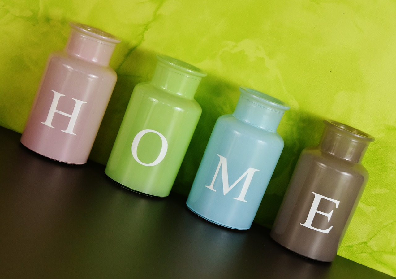 Healthy Colours: Decorating Your Childs Room