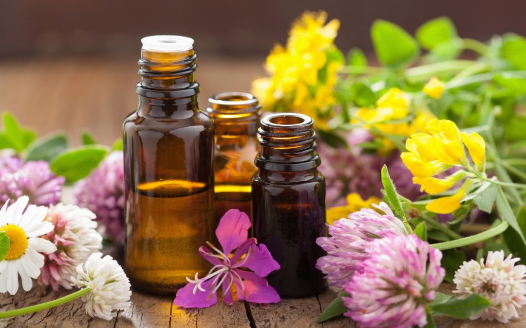 A Big List of Essential Oils and Their Healing Uses