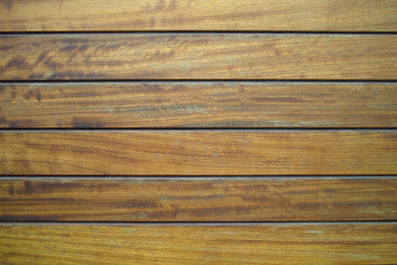 squeaky wood floor