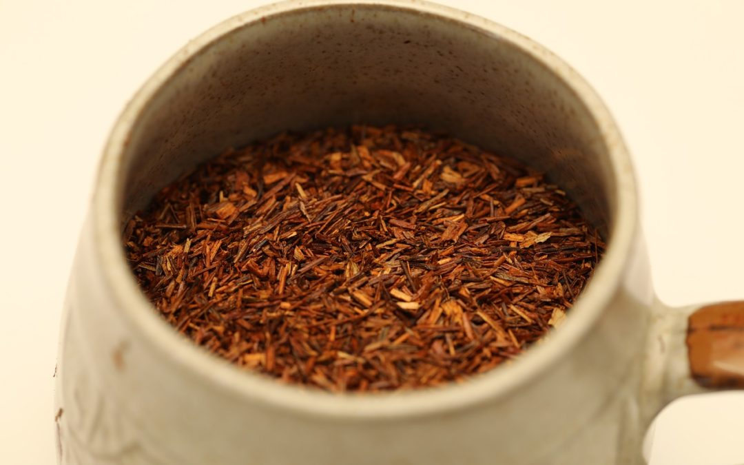 10 health-boosting reasons to drink red rooibos tea