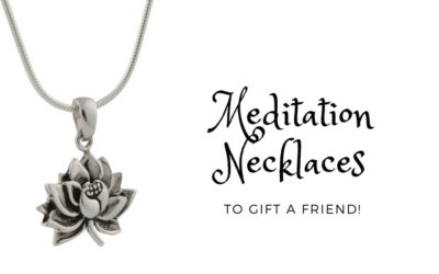 10 Mesmerizing Meditation Necklaces to Gift a Friend