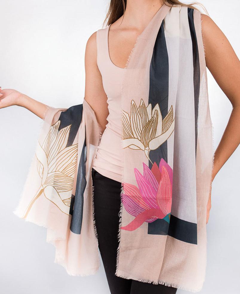 meditation shawl