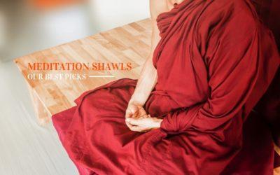Meditation Shawls: 9 Lovely Picks