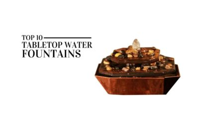 Top 10 Tabletop Water Fountains of 2021