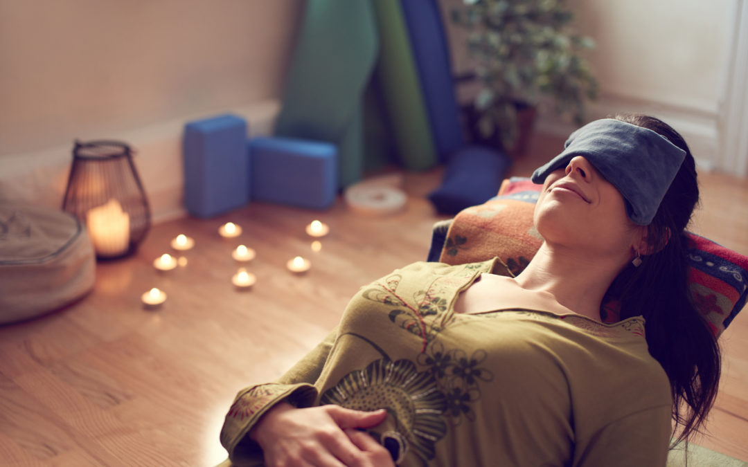 9 Meditative Tips & Tricks to Help You Sleep Better