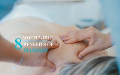 8 Benefits of Massage