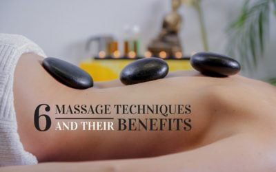 6 Massage Techniques and Their Benefits