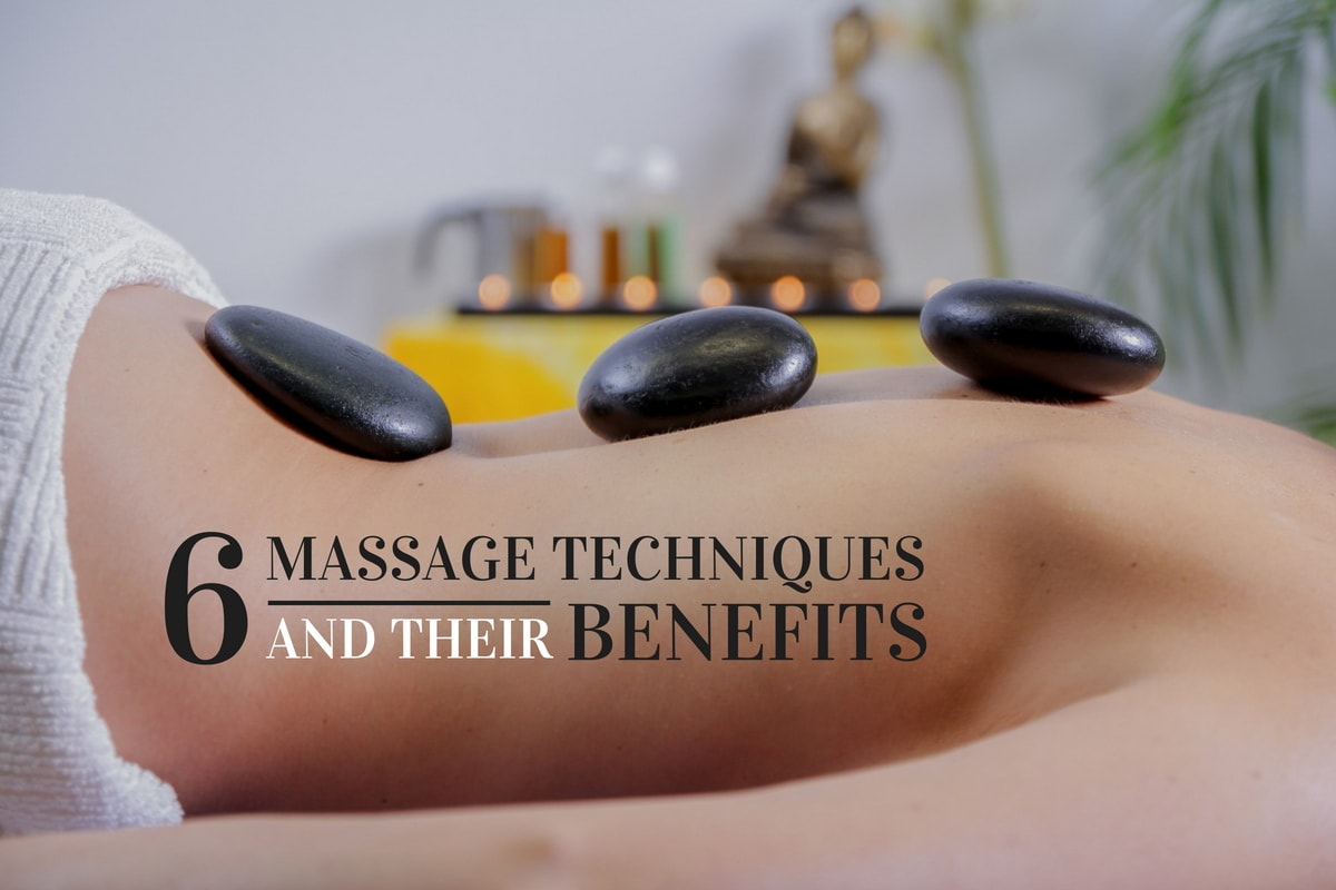 massage techniques benefits
