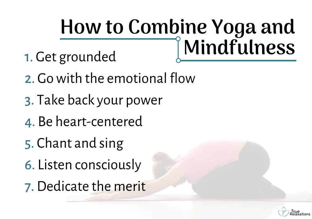 How to combine yoga and mindfulness