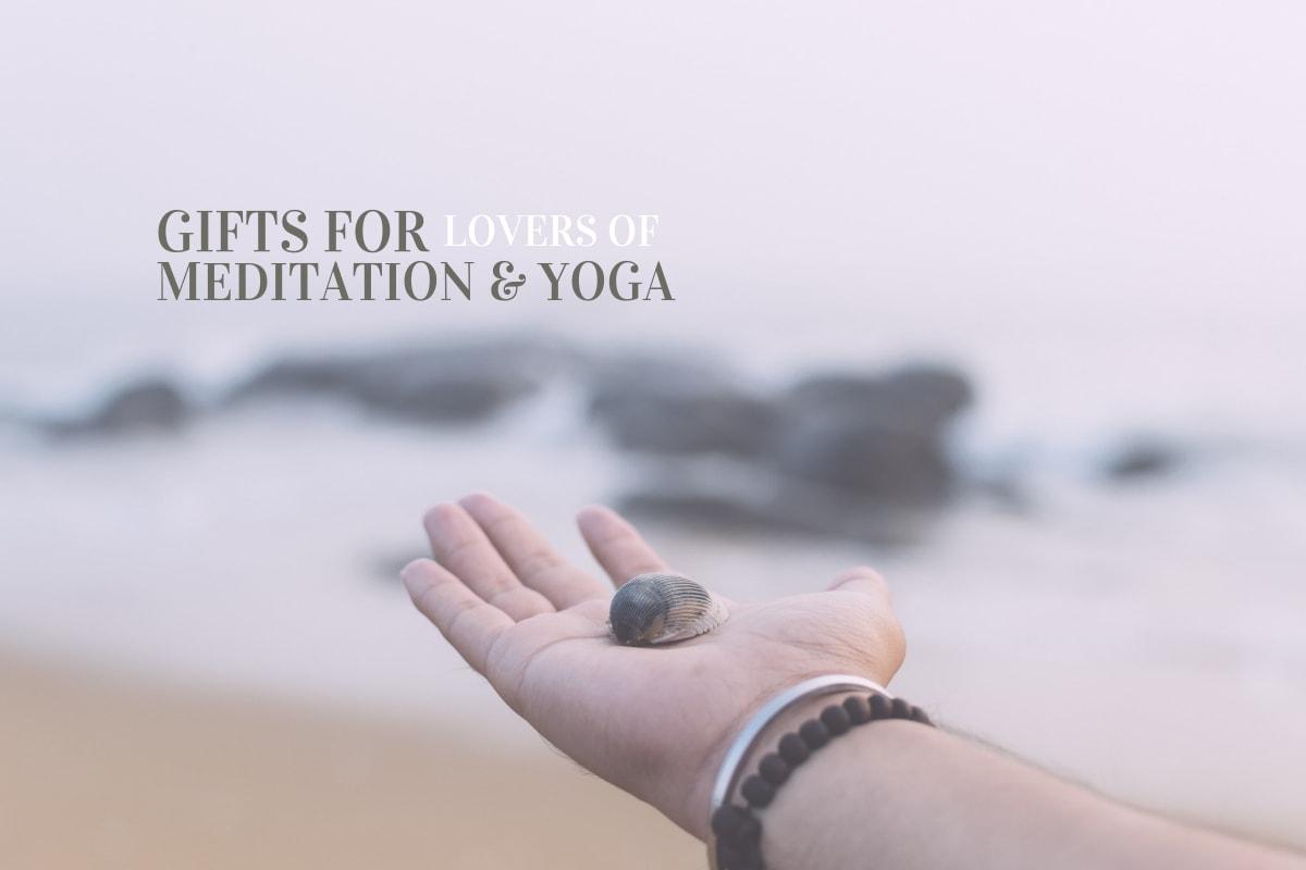 gifts for meditators and yogis