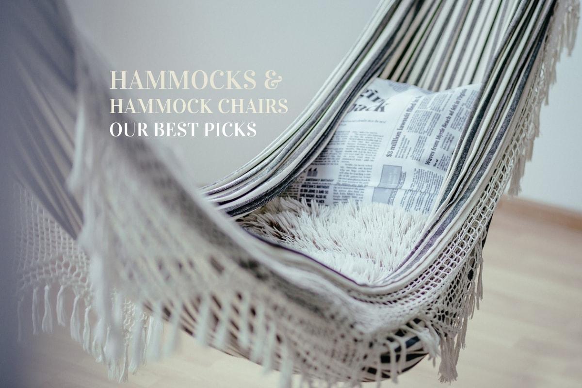 best hammocks and hammock chairs