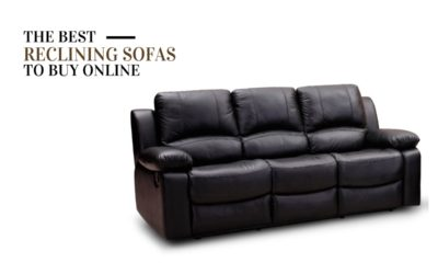 Top 7 Reclining Sofas to Buy in 2021