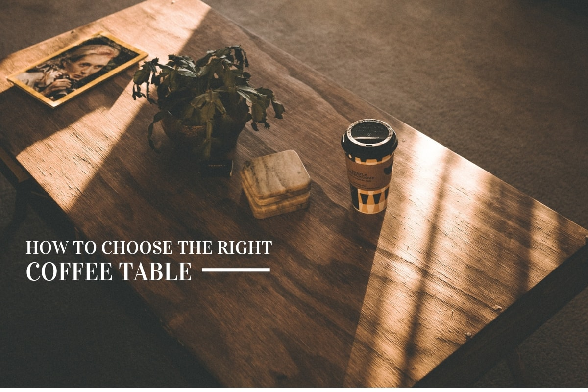 How to choose the right coffee table (top picks)