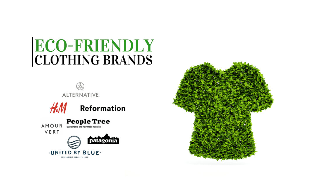 Eco-friendly clothing brands (green nature shirt)