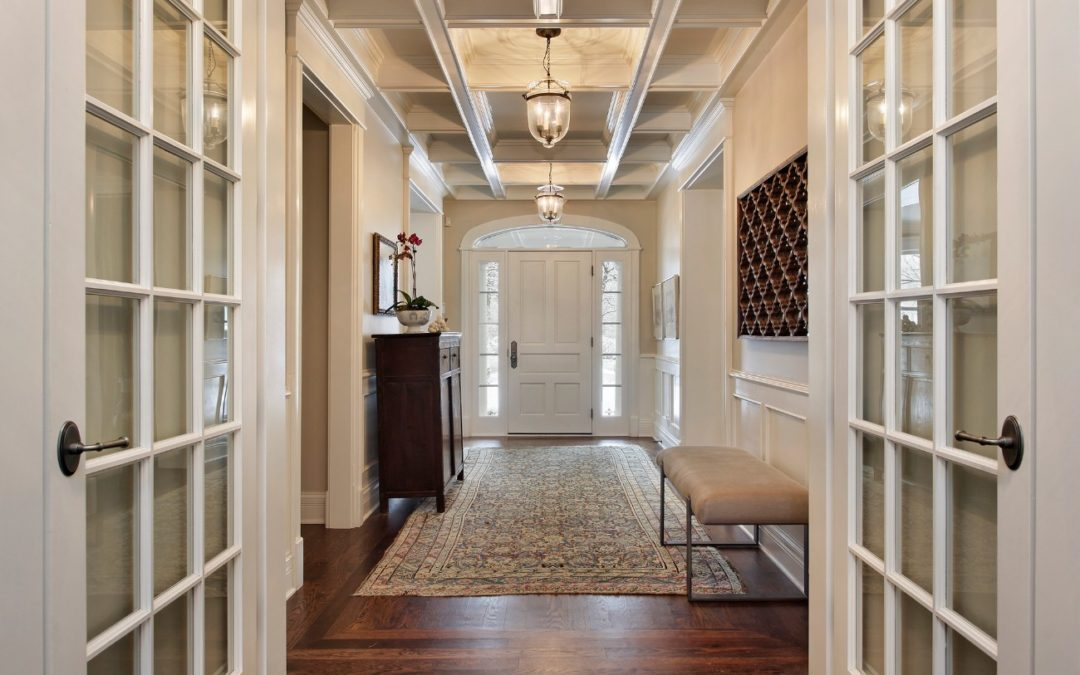 Entryway in your home