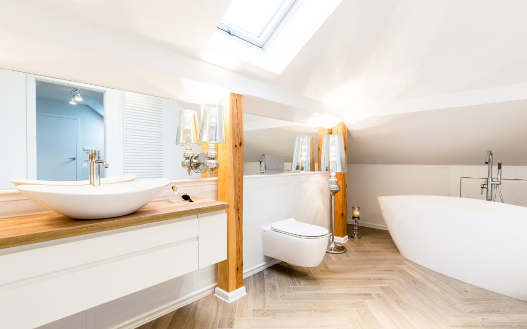 7 Ways to Modernize Your Bathroom