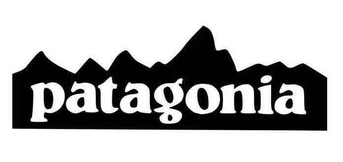 Patagonia logo mountain