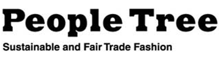 people tree logo (sustainable and fair trade fashion)