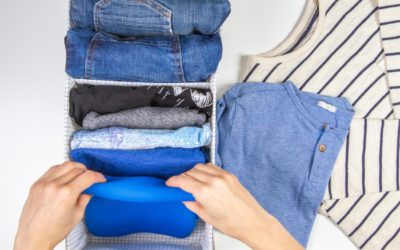 My 4-Step Decluttering & Organizing Method for Parents