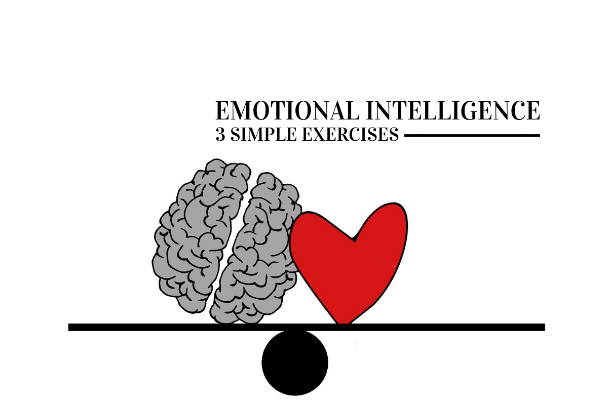 balance between brain and heart (emotional intelligence)