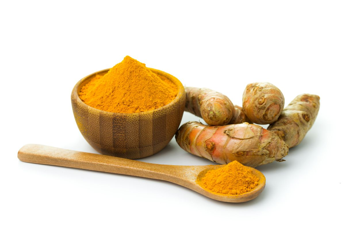 Curcumin and turmeric