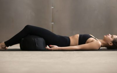 6+ Yoga Poses & Techniques for Better Sleep