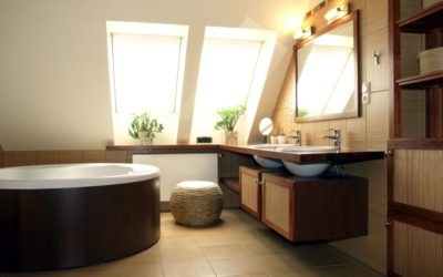 How to Use Lighting in the Bathroom for a Serene Atmosphere