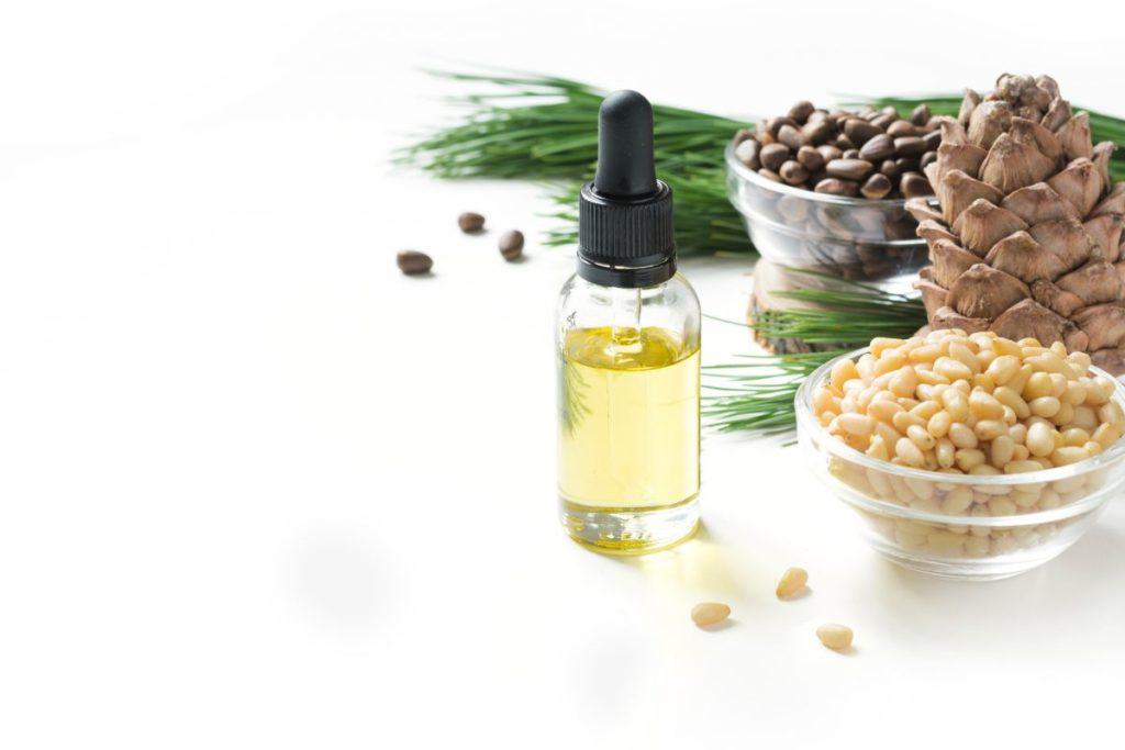 cedarwood oil and tree