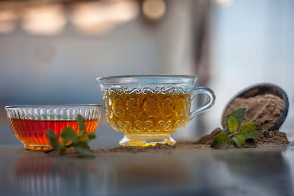 Brahmi tea ayurveda