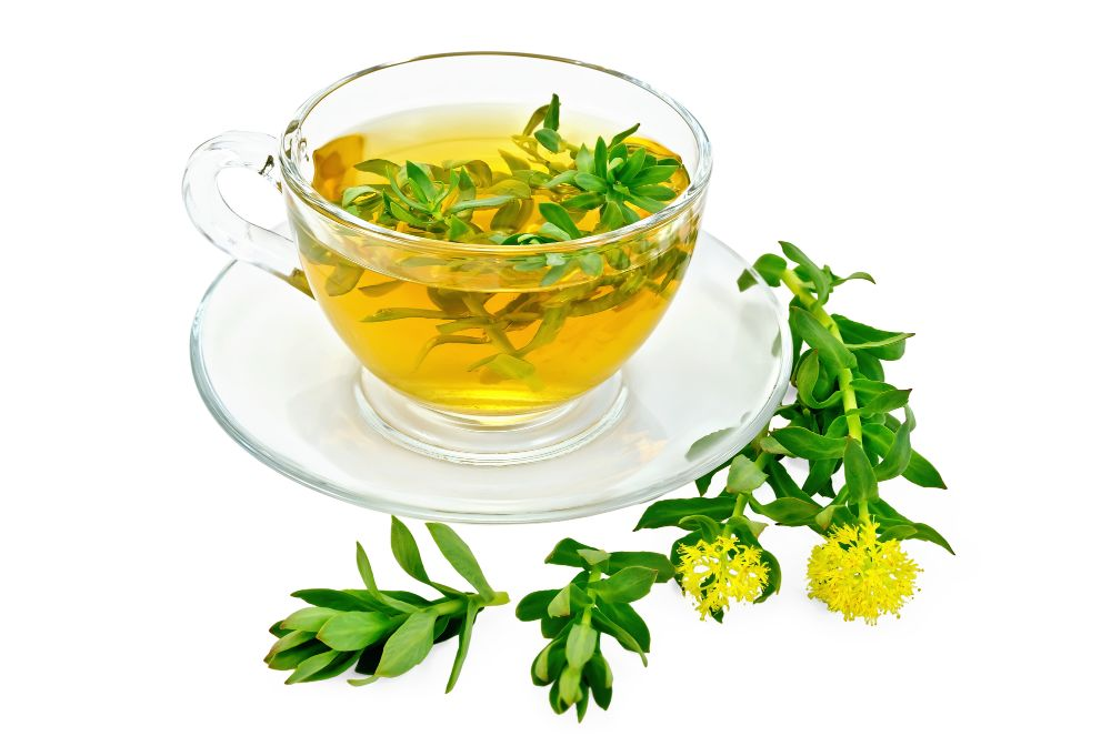 Rhodiola tea