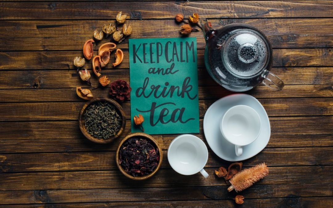 Best Teas For Relaxation, De-Stressing and Anxiety Relief