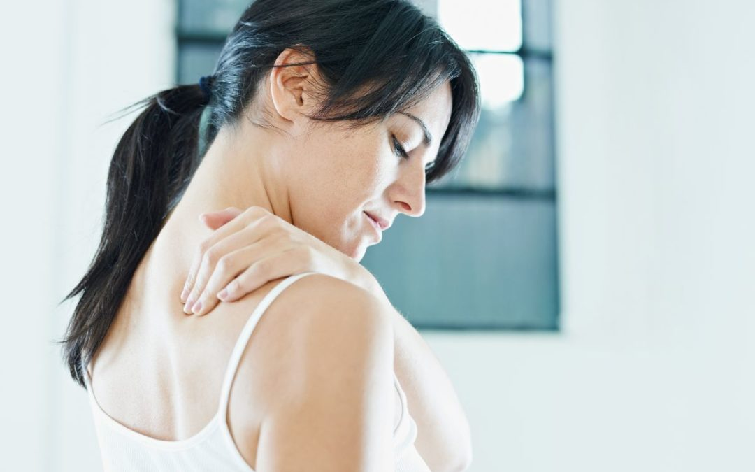Why Stress is Felt Most on Your Neck and Shoulders