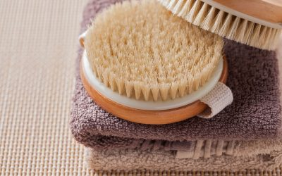 The Benefits of Dry Skin Body Brushing