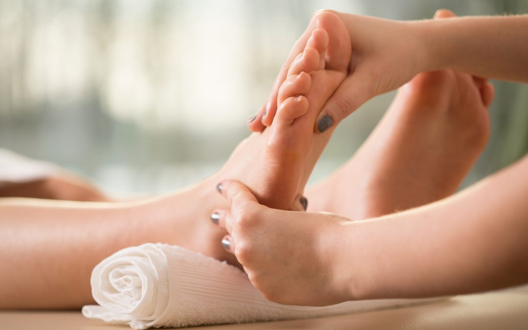 The Remarkable Benefits of Foot Massage