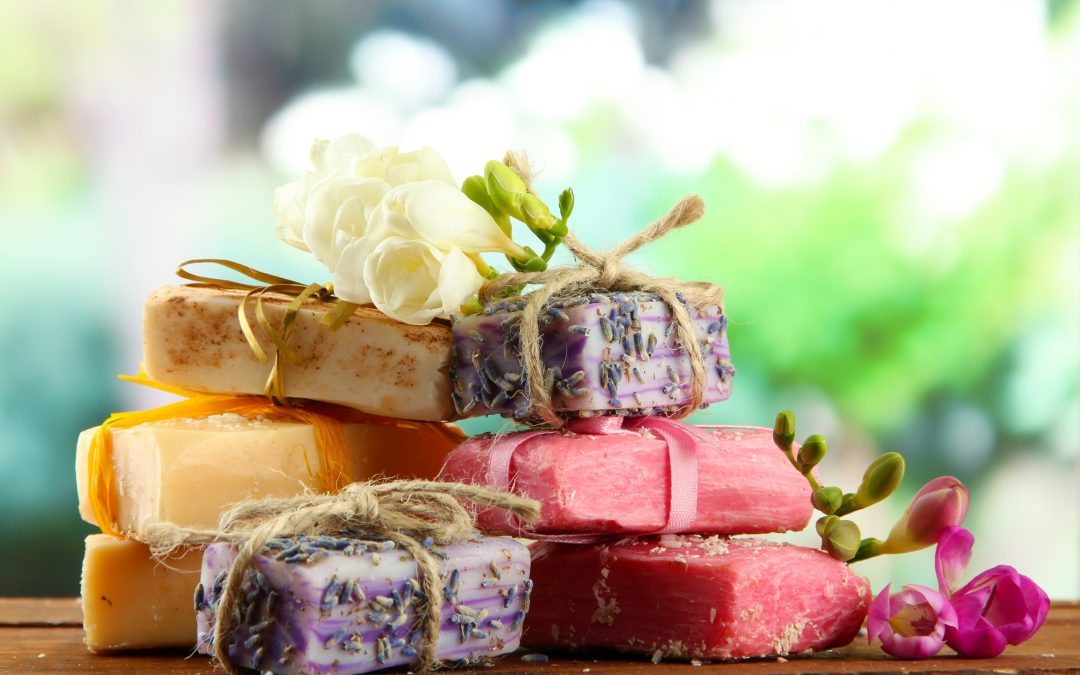 How to Make Your Own Natural Soap with Essential Oils