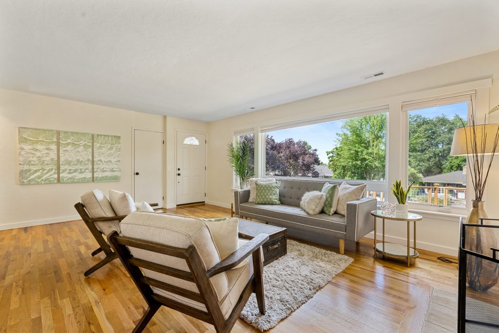 Living room serene