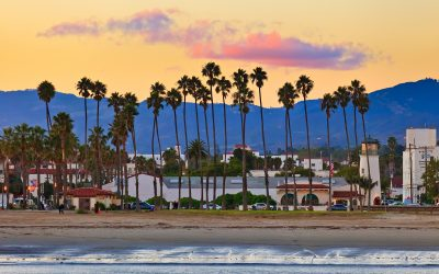 7 Best Places to Relax in Santa Barbara, California