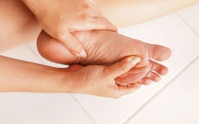 How to Relax Tense Feet